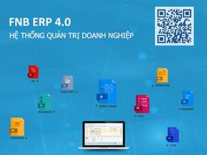Phần mềm FNB ERP 4.0 | Quản trị và điều hành doanh nghiệp trực tuyến