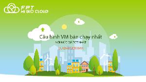 Giả pháp cloud server tùy chỉnh theo doanh nghiệp