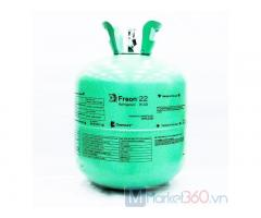 Gas lạnh Chemours Freon - Gas R22 Chemours Freon 22,7 Kg