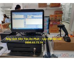 Máy tính tiền thu ngân tại Đà Nẵng cho siêu thị mini giá rẻ