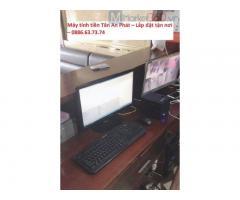 Máy tính tiền cảm ứng quán Karaoke/ Bar Tp.HCM giá rẻ