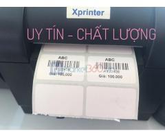 Chuyên cung cấp MÁY IN TEM XPRINTER giá rẻ ở Khánh Hòa