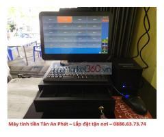 Chuyên máy tính tiền tại Hậu Giang cho nhà hàng giá rẻ nhất