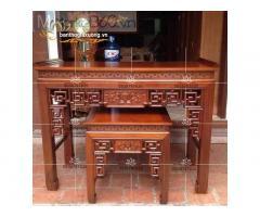 Mẫu bàn thờ gia tiên đẹp với mức giá tối ưu siêu tiết kiệm