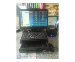 Máy tính tiền Nha Trang giá rẻ cho quán ăn