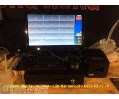 Máy tính tiền Nha Trang giá rẻ cho nhà hàng