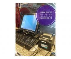 Bán máy tính tiền giá rẻ tại Bình Phước cho tiệm giặt ủi