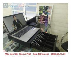 Combo máy tính tiền giá rẻ cho tiệm nail/mi/spa Đà Nẵng