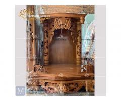 Mẫu bàn thờ ông địa đẹp với thiết kế hiện đại , tinh tế