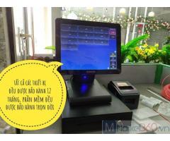 Chuyên cung cấp trọn bộ phần mềm tính tiền cho tiệm Trà Sữa tại Đà Nẵng