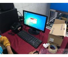 Máy tính tiền giá rẻ cho quán hải sản tại Daklak