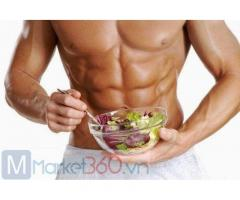 Nguyên tắc xây dựng chế độ dinh dưỡng cho người tập gym
