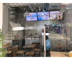 Máy bán hàng chuyên nghiệp cho quán Sữa chua trân châu
