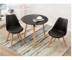 Set bàn ghế tiếp khách dùng cho văn phòng, cửa hàng, căn hộ