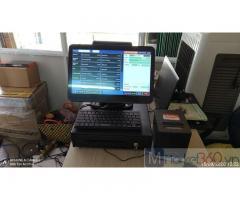 Máy tính tiền dành cho tiệm bánh tại Hà Nội giá rẻ