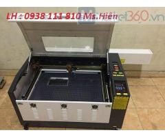Máy khắc laser 3020 - nhập khẩu nguyên chiếc