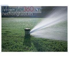 Hệ thống tưới cảnh quan, tưới cảnh quan sân vườn, tưới cỏ sân vườn, vòi pro spray
