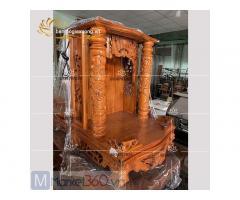 Cách bài trí bàn thờ ông địa đẹp với nhiều mẫu bàn thờ đa dạng