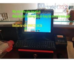 Chuyên máy tính tiền cho spa tại Vĩnh Phúc giá rẻ