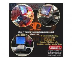 Bán máy tính tiền cho nhà hàng tại Vĩnh Phúc giá rẻ