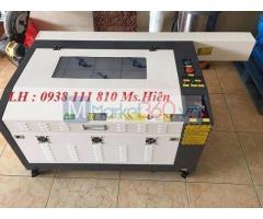 Máy laser 6040 giá tốt toàn quốc, bảo hành chính hãng
