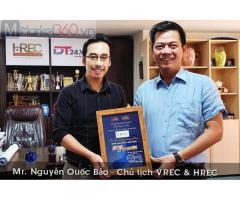 NBIYAN Đồng hành tài trợ cùng CLB Bất Động Sản HCM – HREC