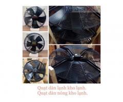 Chuyên cung cấp sỉ, lẻ quạt dàn lạnh dùng cho kho lạnh YWF4D-450S