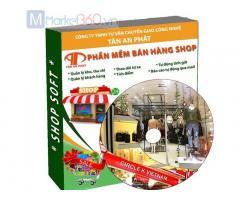 Phần mềm tính tiền cho shop – cửa hàng giá rẻ ở Bến Tre