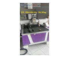 CNC 1325 - 2 đầu cắt chính hãng chuyên khắc tranh đẹp