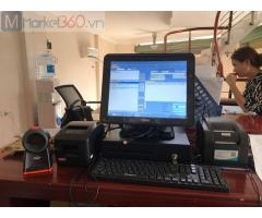 Lắp máy tính tiền giá rẻ tại Hải Phòng cho cửa hàng tự chọn