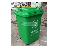 Thùng rác y tế 60 lít,thùng rác nhựa 60 lít,thùng rác đạp chân 60 lít