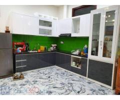 Xu hướng sử dụng tủ bếp Acrylic trong nội thất 2020