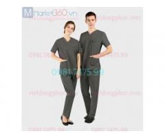 Địa chỉ may quần áo điều dưỡng chất lượng, nhanh, đẹp, chuyên nghiệp