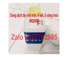 Sỉ lẻ chất tẩy mối hàn inox mq500B