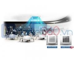 Dễ dàng điều chỉnh-Máy Lạnh Âm Trần Daikin FCRN100FXV1V/RR100DBXV1V - Gas R410a