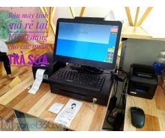 Chuyên cung cấp trọn bộ phần mềm tính tiền cho tiệm Trà Sữa tại Đồng Tháp