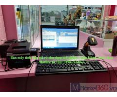 Bán máy bán hàng tính tiền rẻ nhất cho Shop Mỹ Phẩm tại An Minh
