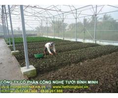 Nhà lưới nông nghiệp, mô hình nhà lưới nông nghiệp, làm nhà lưới nông nghiệp