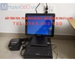 Máy tính tiền giá rẻ cho tiệm bò một nắng ở Gia Lai