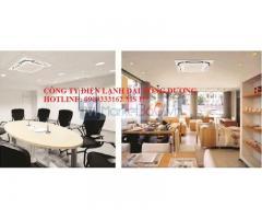 Công nghệ biến tần Inverter-Máy Lạnh Âm Trần Daikin FCF125CVM/RZF125CVM Gas R32
