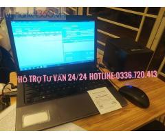 Cung cấp lắp đặt máy tính tiền cho Tiệm Hoa tại Sóc Trăng giá rẻ