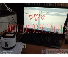Trọn bộ máy tính tiền cho cửa hàng Nội Thất Gỗ tại Sóc Trăng giá rẻ