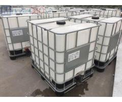 Tank nhựa ibc 1000 lít cũ ,bồn nhựa vuông đã qua sử dụng ,téc nhựa 1000 lít