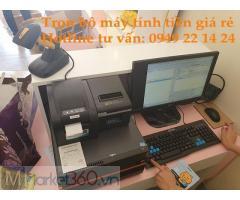 Nhận lắp đặt máy tính tiền cho nhà sách tại Tân Hiệp