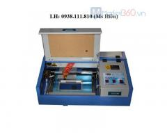 Máy khắc laser 3020 chuyên khắc dấu và đồ lưu niệm giá rẻ nhất