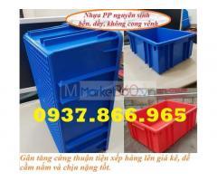 Hộp nhựa B3, thùng nhựa đặc B3
