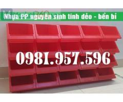 Khay nhựa đựng linh kiện, khay nhựa đựng bản lề, khay nhựa đựng ống nước