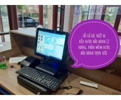 Phần mềm tính tiền giá rẻ tại Bình Dương cho Tiệm Spa