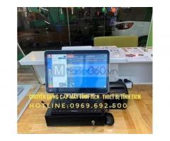 Máy tính tiền giá rẻ cho quán thốt nốt ở Vũng Tàu