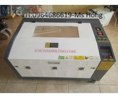 HOT Máy laser 6040 khắc thiệp nhanh và đẹp